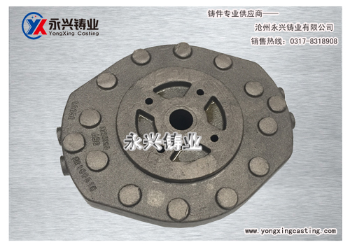 cylinder cover  Compress casting